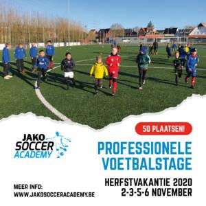 Jako-Soccer-Academy-voetbalkamp-herfstvakantie2020